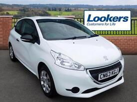 Peugeot 208 ACCESS (white) 2013-09-11
