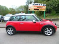 Mini Cooper 1.6CC Petrol! 118K Miles! Service History to 88K! MOT Till March 19