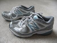 New Balance women's trainers/running shoes Size 5