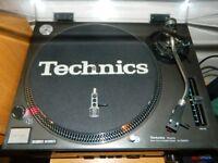 Technics 1210 mkII