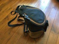 Handbag - shoulder or rucksack style