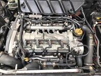 Vauxhall 1.9cdti 150 bhp engine z19 dth fully running