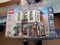 Lego Creator Brick Bank Modular (Lego Set 10251)
