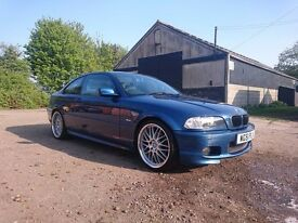 BMW 325 m sport coupe