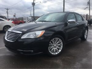 2014 Chrysler 200 Limited LEATHER MOONROOF NAV V6