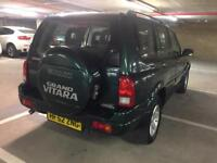 2003 suzuki grand vitara v rare lwb 7 srater xl7 full spec 4x4 1 prev owner fantastic cond bargain