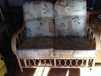 Wicker suite for sale