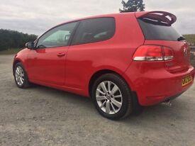 2012 Volkswagen Golf mark 6