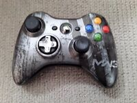 XBOX 360 MW3 LIMITED EDITION WIRELESS CONTROLLER