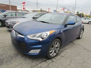 2016 Hyundai Veloster | ONE OWNER | BLUETOOTH London Ontario image 3