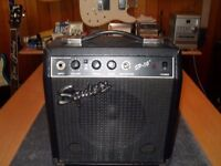 Squire 10w Amp