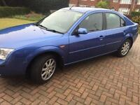 Ford mondeo 1.8 Zetec 2001 for swap only.