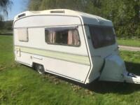 Cailight Two Brith Caravan
