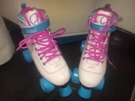 Size 3 roller boots immaculate