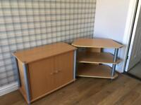 TV cabinet and stand