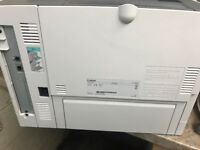 Used printer for sale with new cartrige CANON
