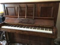 Piano from Rushworth and Draper, Liverpool