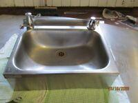 Stinless Steel Hand Sink