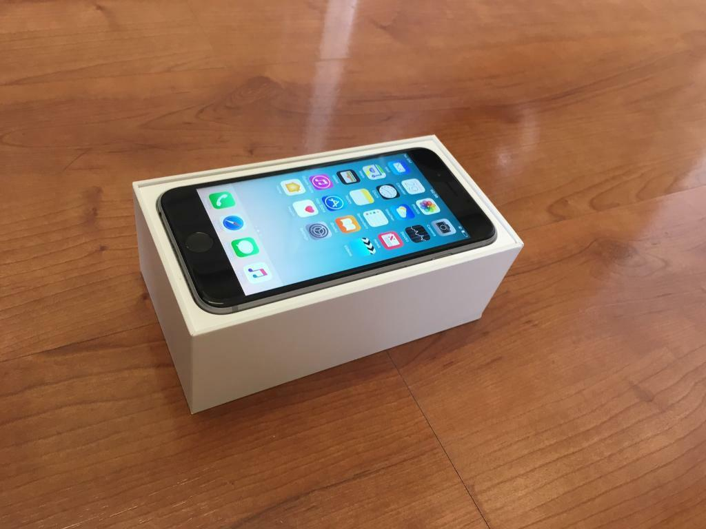 iPhone 6s 16GB Unlocked with original boxaccessories Mint conditionin Derby, DerbyshireGumtree - iPhone 6s 16GB Unlocked in mint condition, no single scratch or dent! iPhone is in proper working condition, only reason for sale is ive upgraded! Comes with original box & accessories! Thanks