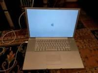 Apple PowerBook g4 laptop