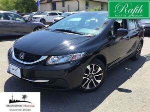 2014 Honda Civic Sedan EX-Excellent maintenance records