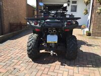 Quad Bike - Road Legal
