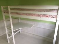 Cabin Bed with under desk
