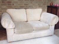 2 Seater Sofa with armcovers