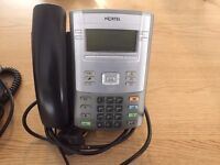 Nortel Voip telepones in good condition