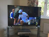 """Television LG 49UF850V smart 3D 4K ultra HD 49"""" LED in excellent / mint condition"""