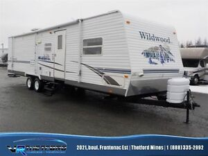 2007 Forest River WILDWOOD LE 30BHBS -