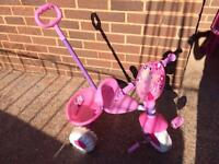 Ben and Holly trike