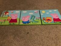 3 Peppa Pig pictures