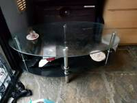 glass table need gone