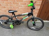 "20"" Avigo 20"" Drift BMX bike...Bargain £50"