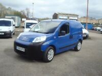 FANTSTIC CONDITION NEMO Full History 12mth MOT only 73k with bulk head very economical £3695 NO VAT