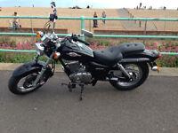 Suzuki GZ125 Marauder 2011