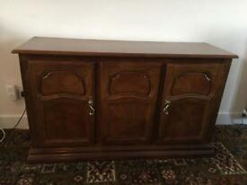 Antique style sideboard