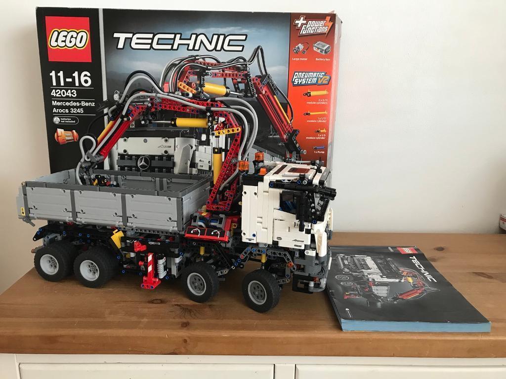 Lego Technics Mercedes Benz Arocs 3245 Truck In Blandford Forum