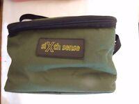 Sixth Sense bait / bits accessory fishing tackle bag - carp / course fishing green