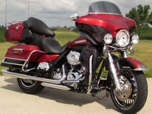 2013 Harley-Davidson FLHTK Electra Glide Ultra Limited   103  ON