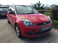 Ford Fiesta 2005 mk6 1.25 zetec BREAKING FOR PARTS