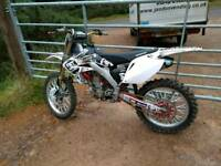 2007 crf250r with athena 280cc bore kit