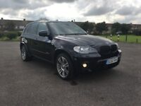 BMW X5 3.0 40D M SPORT XDRIVE 2010 IN EXCELLENT CONDITION 313 bhp