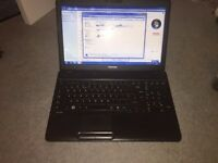 Toshiba Satellite C660D-102 15.6 inch screen laptop