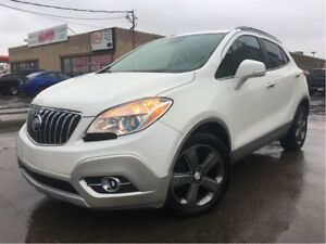 2014 Buick Encore LEATHER MOONROOF BACKUP CAMERA