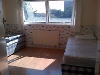 Short or Long Stay Twin Room Share for 1 Person in West Kensington/Fulham