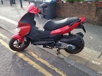 Gilera runner 125 st new shape going cheap vespa