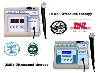 Ultrasound Therapy Machine Unit 1mhz 3mhz Combo Machine Best Deal Price Nbh