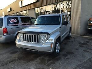 2009 Jeep Liberty Rocky Mountain 163,400  LOW KM'S FULLY LOADED